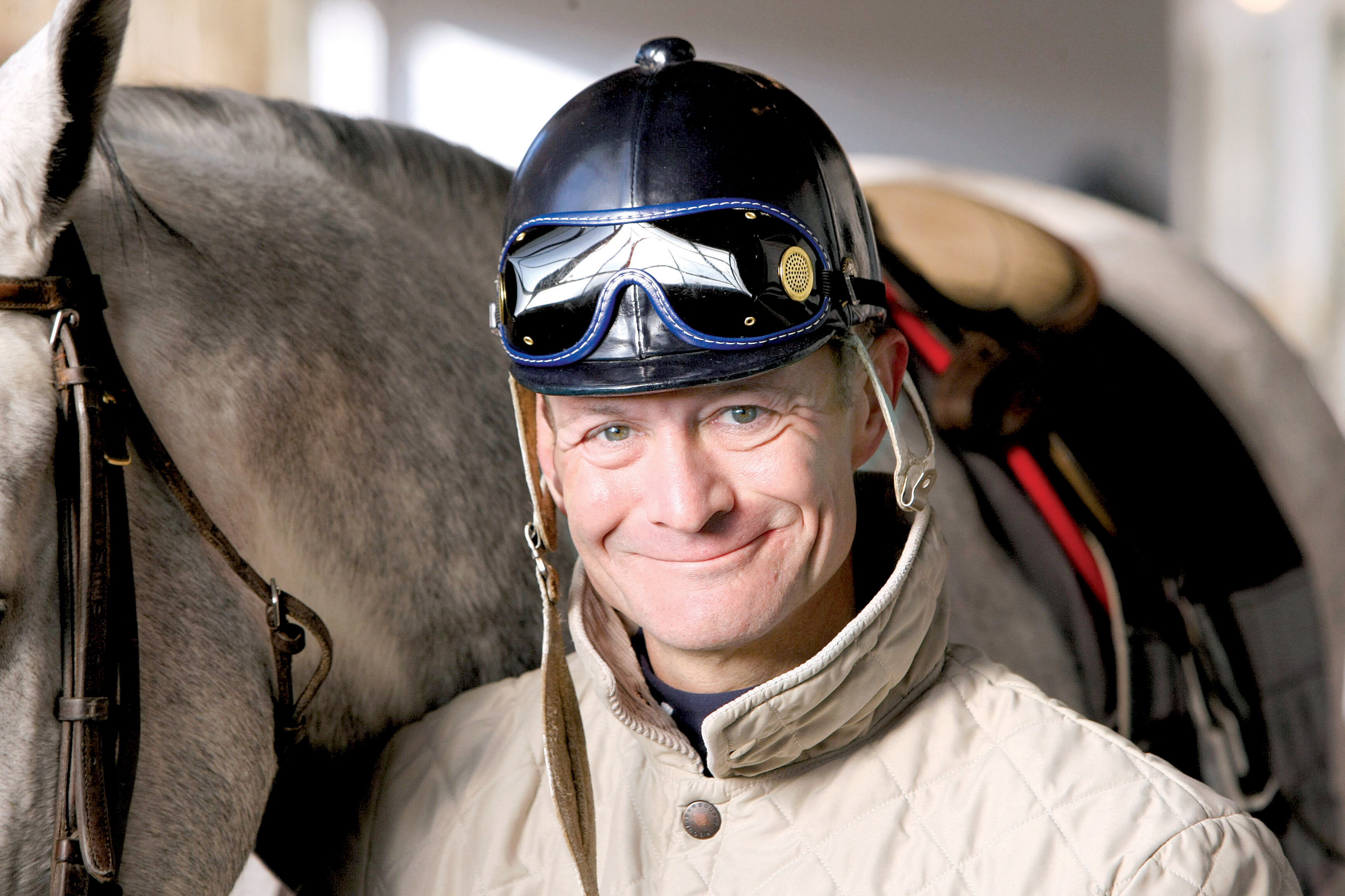 Oaklawn stalwart Calvin Borel is riding high again after